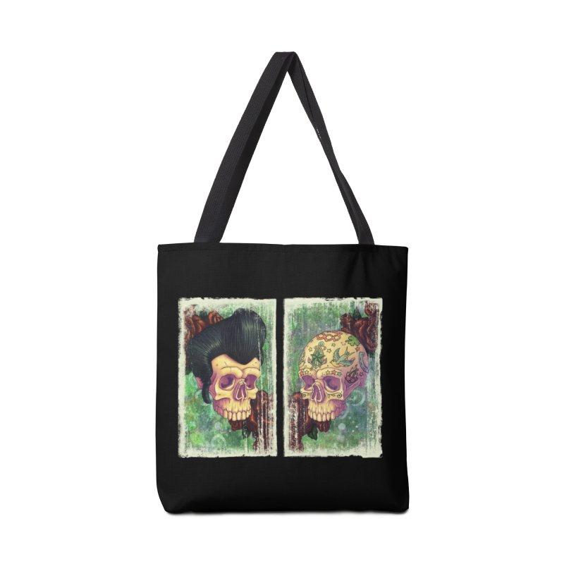 Pomp & Circumstance Accessories Bag by Mike Bilz's Artist Shop