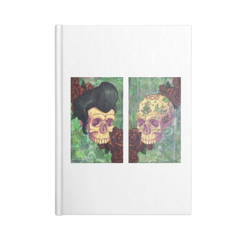 Pomp & Circumstance (print) Accessories Notebook by Mike Bilz's Artist Shop