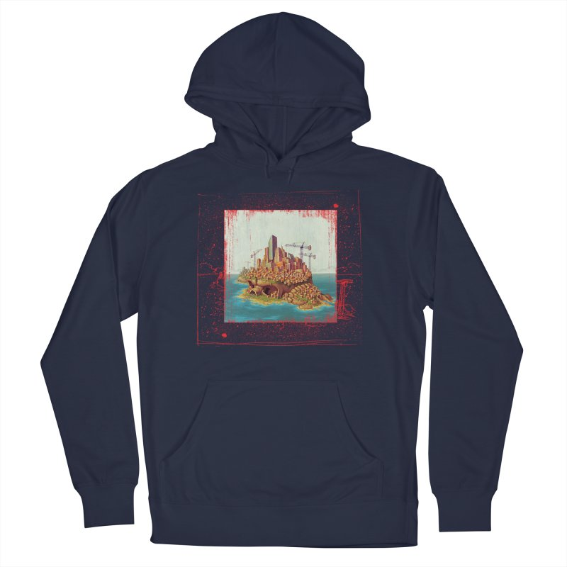 Sprawl Men's Pullover Hoody by Mike Bilz's Artist Shop