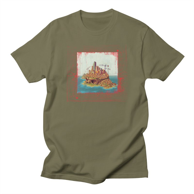 Sprawl Men's T-shirt by Mike Bilz's Artist Shop