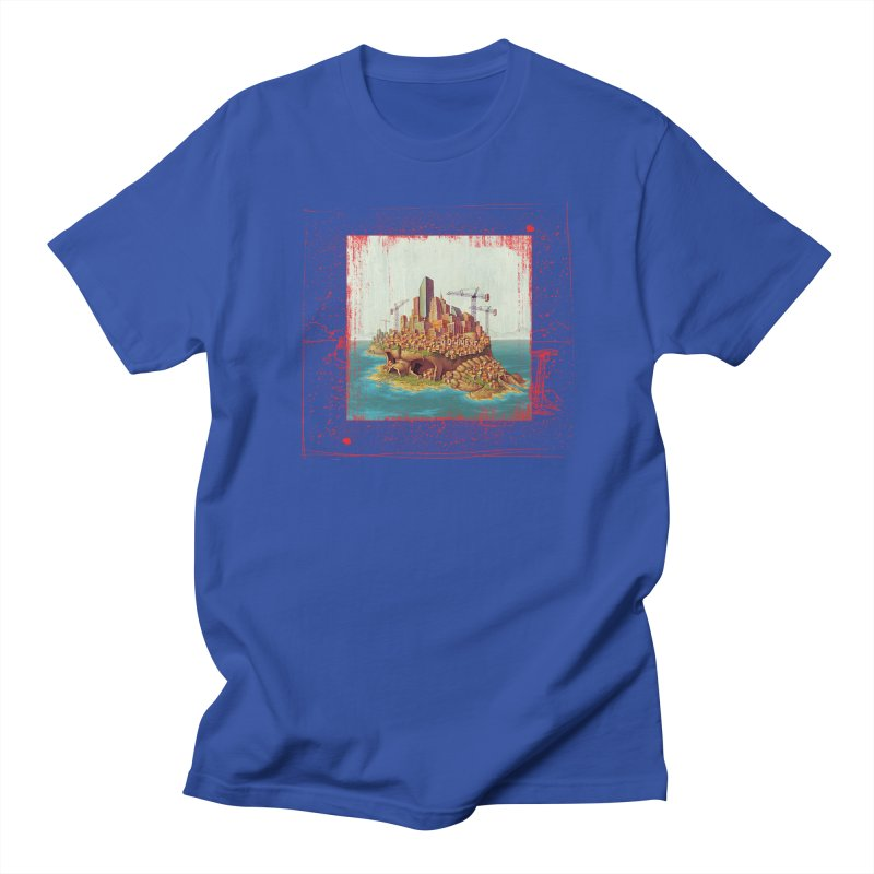Sprawl Women's Regular Unisex T-Shirt by Mike Bilz's Artist Shop