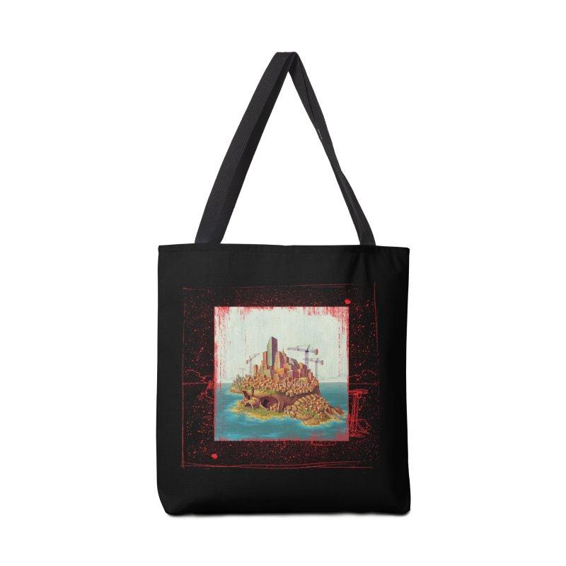 Sprawl Accessories Bag by Mike Bilz's Artist Shop