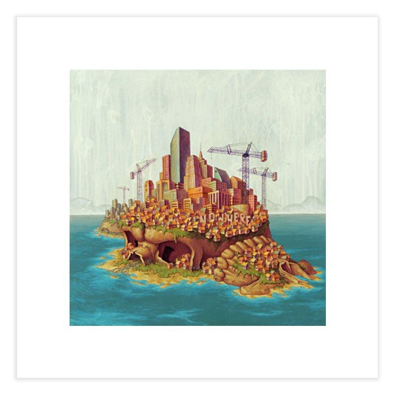 Sprawl (print)   by Mike Bilz's Artist Shop