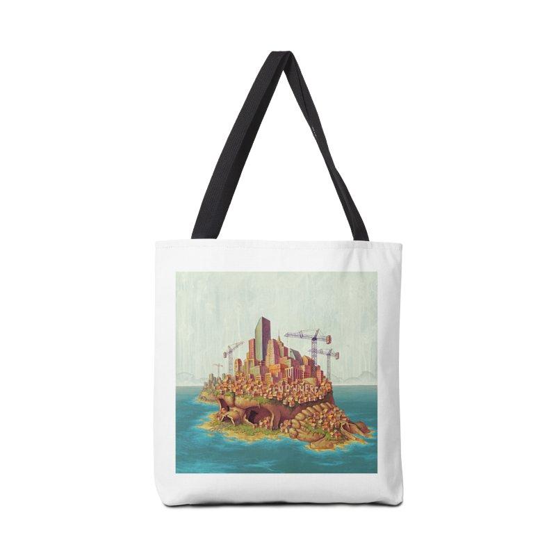 Sprawl (print) Accessories Bag by Mike Bilz's Artist Shop