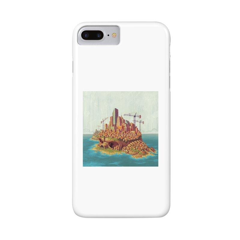 Sprawl (print) Accessories Phone Case by Mike Bilz's Artist Shop