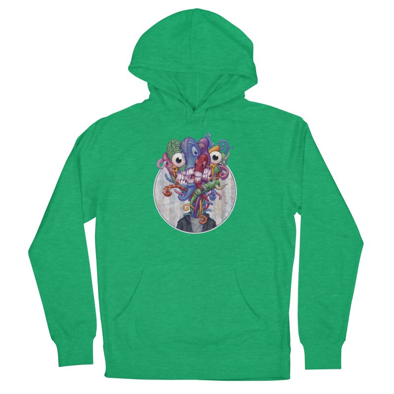 Smile, Smile, Smile Men's Pullover Hoody by Mike Bilz's Artist Shop