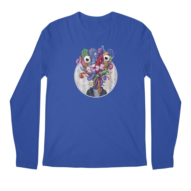 Smile, Smile, Smile Men's Longsleeve T-Shirt by Mike Bilz's Artist Shop