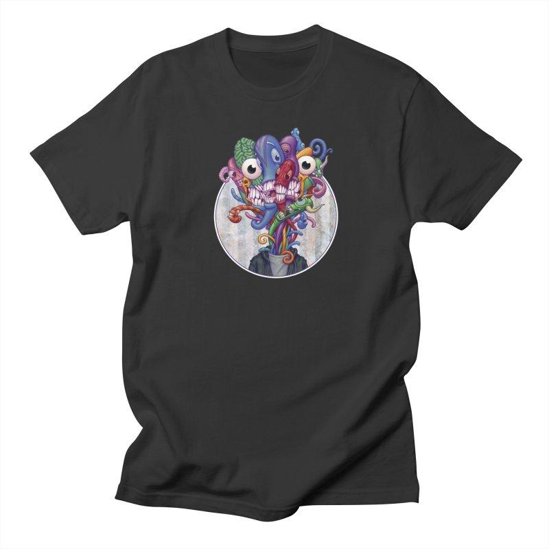 Smile, Smile, Smile Men's T-Shirt by Mike Bilz's Artist Shop