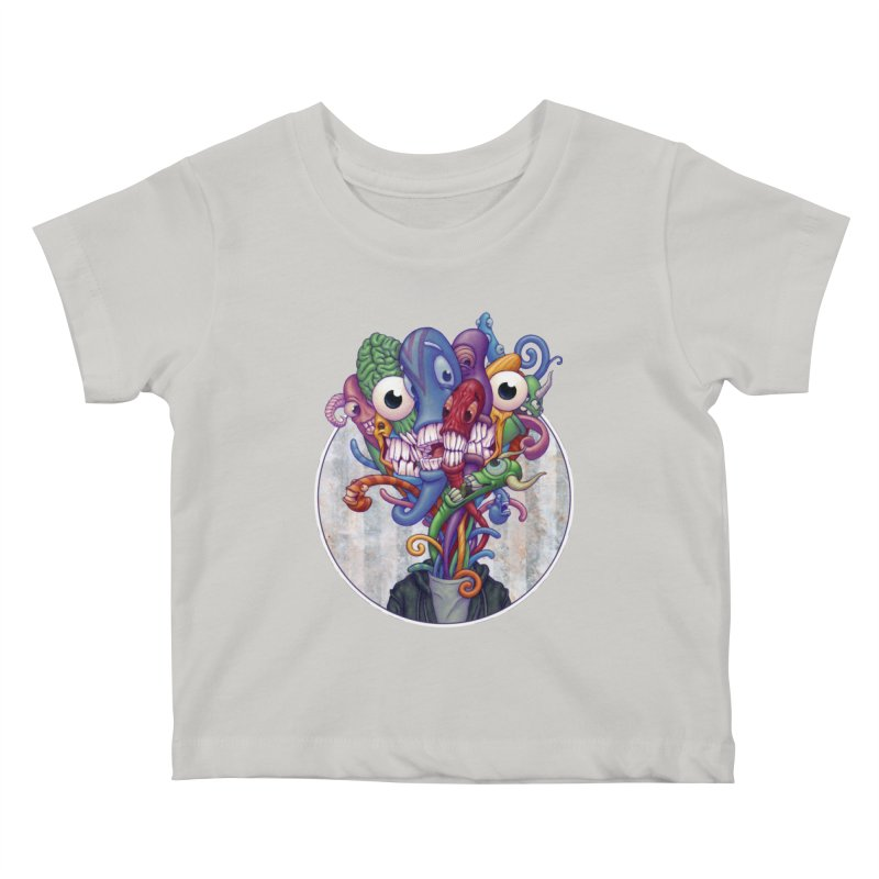 Smile, Smile, Smile Kids Baby T-Shirt by Mike Bilz's Artist Shop