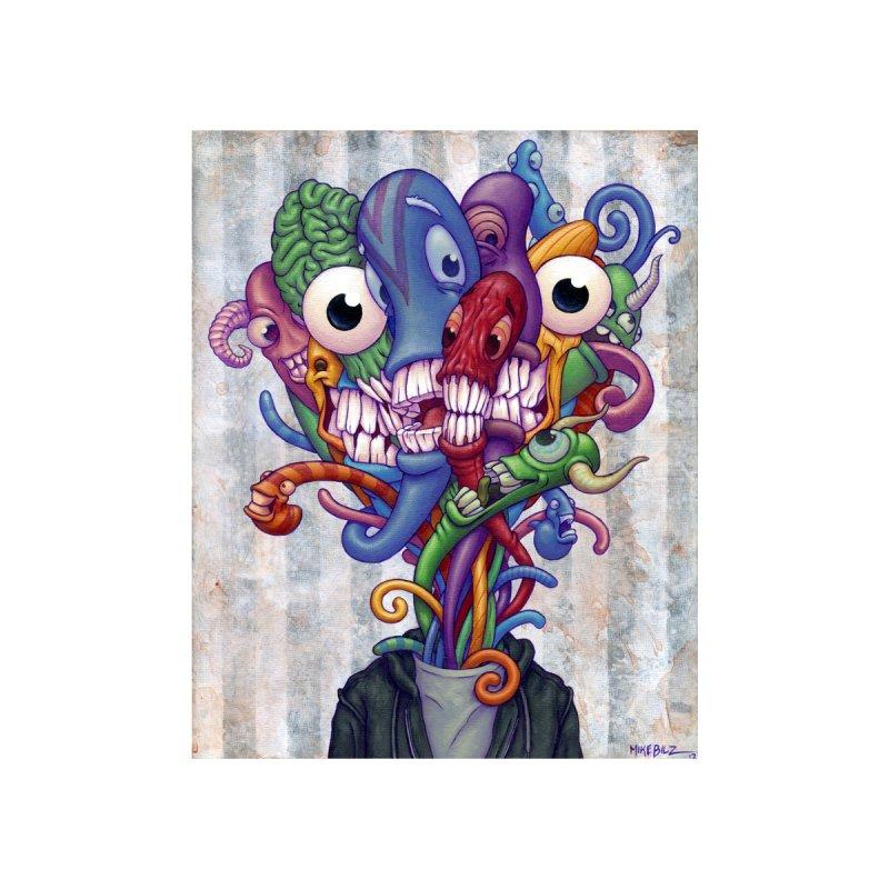 Smile, Smile, Smile (print) None  by Mike Bilz's Artist Shop