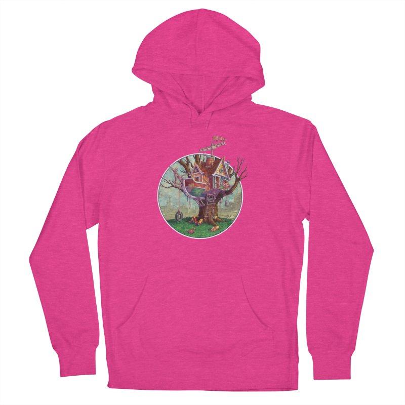Last Outpost Women's Pullover Hoody by Mike Bilz's Artist Shop