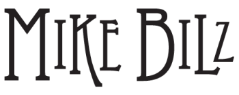 Mike Bilz's Artist Shop Logo