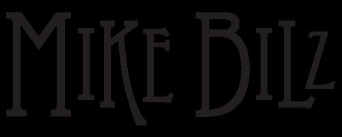 Mike Bilz's Artist Shop Logo