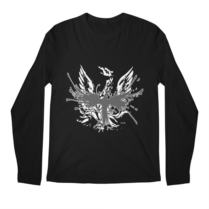 Phoenix-double renewed Men's Regular Longsleeve T-Shirt by mikeborgia's Artist Shop