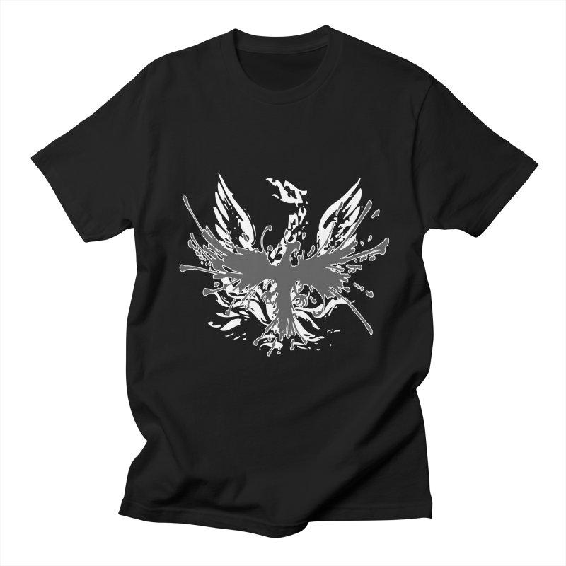 Phoenix-double renewed Men's Regular T-Shirt by mikeborgia's Artist Shop