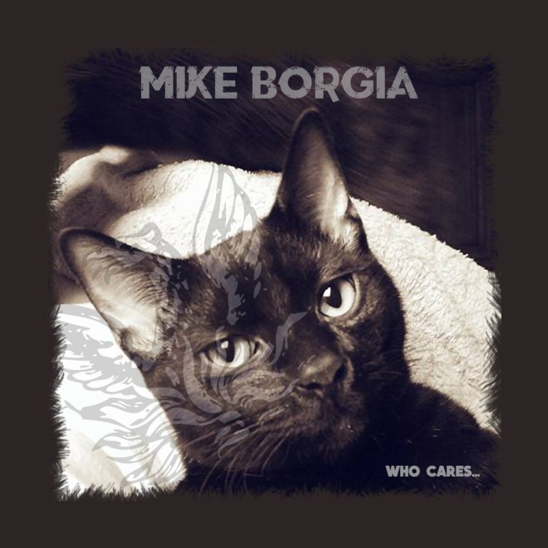 Who cares album art.   by mikeborgia's Artist Shop