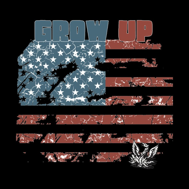GROWUP USA by mikeborgia's Artist Shop