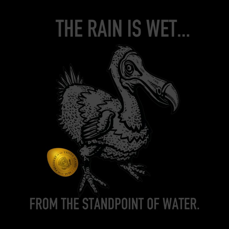 Wet Rain Tee by mikeborgia's Artist Shop