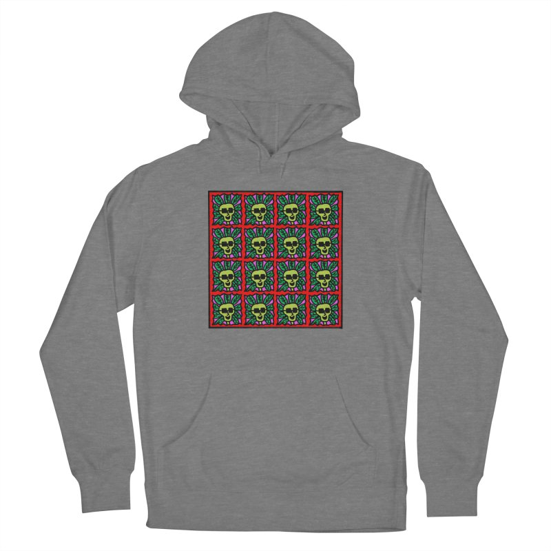 Weed Dude Blotter Head Women's Pullover Hoody by Mike Diana Threadless