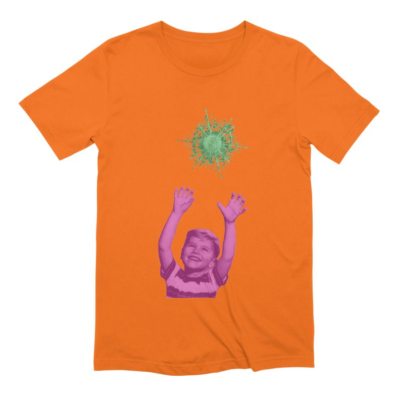 Reach For It Men's Extra Soft T-Shirt by Mike Diana T-Shirts Mugs and More!