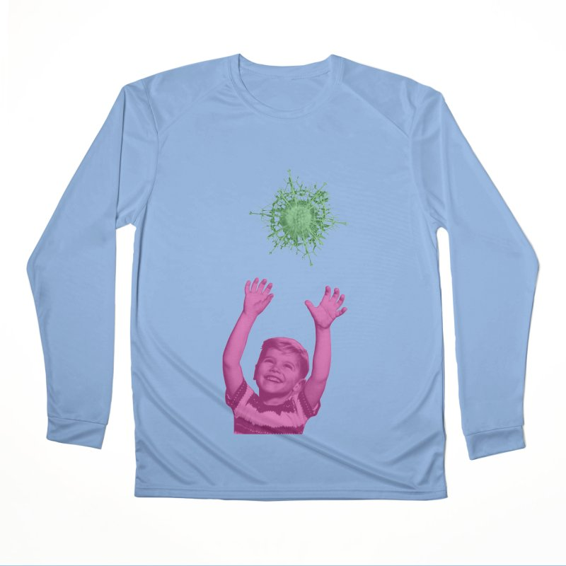 Reach For It Women's Performance Unisex Longsleeve T-Shirt by Mike Diana T-Shirts Mugs and More!