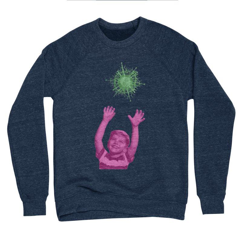 Reach For It Men's Sponge Fleece Sweatshirt by Mike Diana T-Shirts Mugs and More!