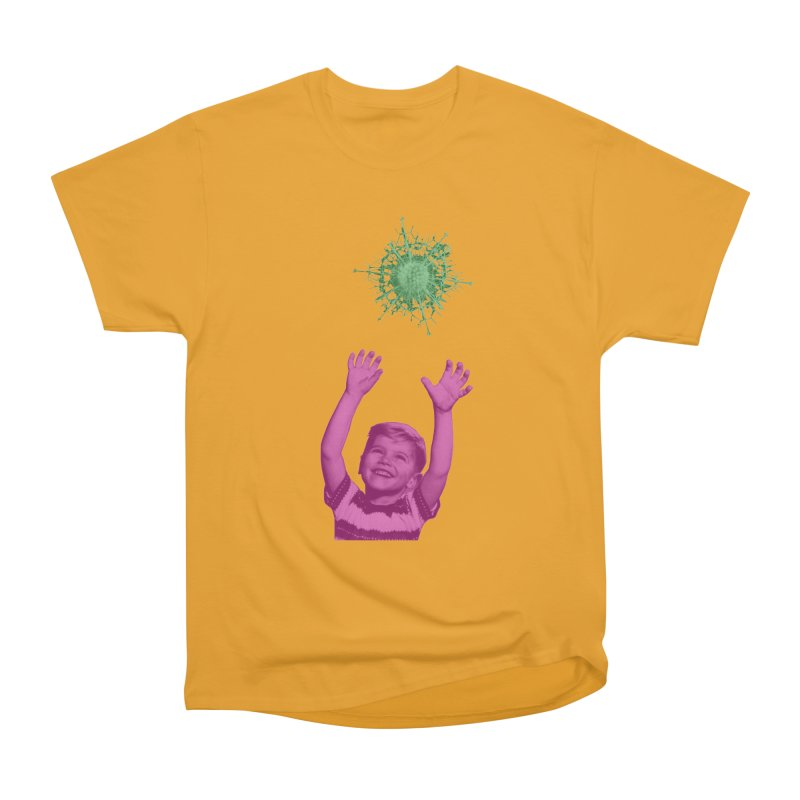 Reach For It Men's Heavyweight T-Shirt by Mike Diana T-Shirts Mugs and More!