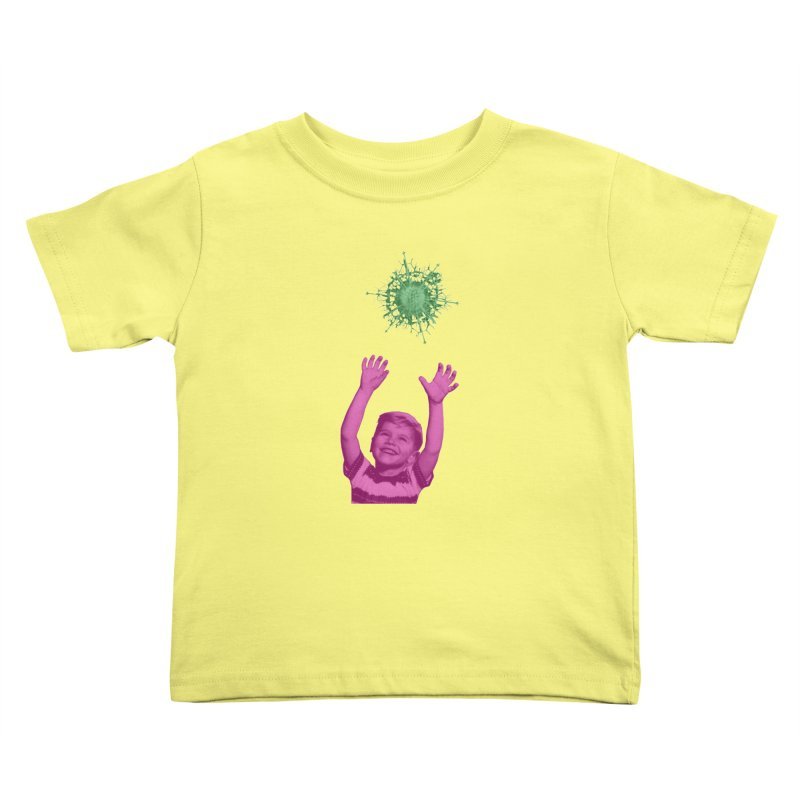 Reach For It Kids Toddler T-Shirt by Mike Diana T-Shirts Mugs and More!