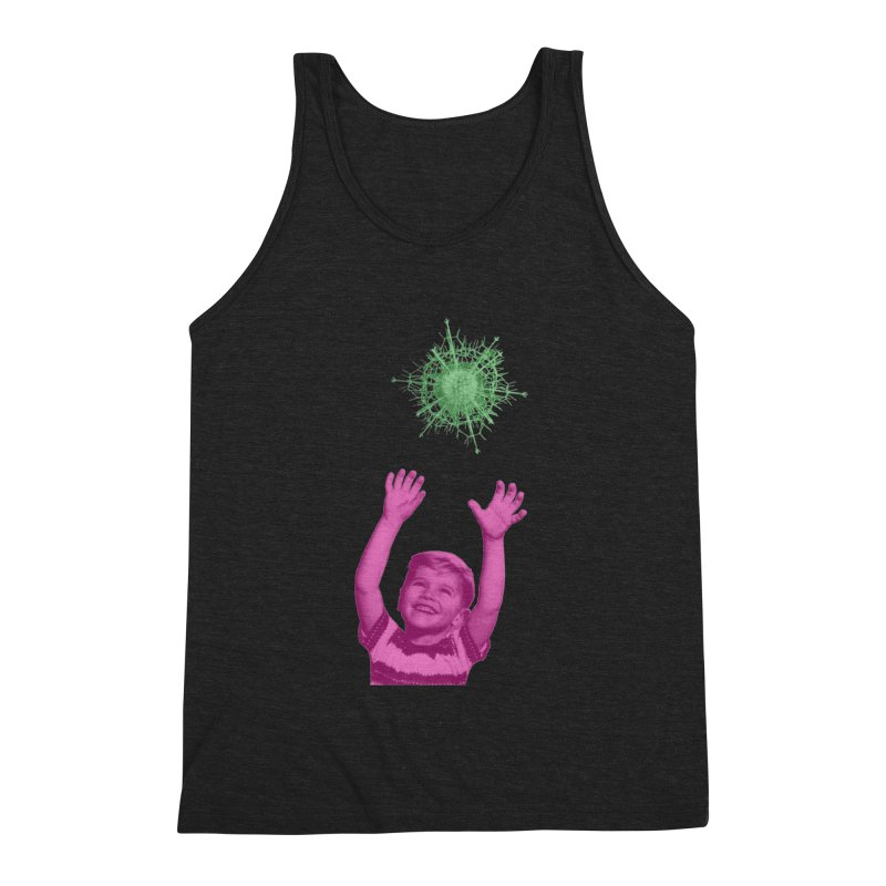 Reach For It Men's Triblend Tank by Mike Diana T-Shirts Mugs and More!