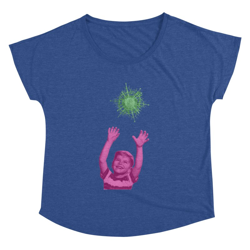 Reach For It Women's Dolman Scoop Neck by Mike Diana T-Shirts Mugs and More!