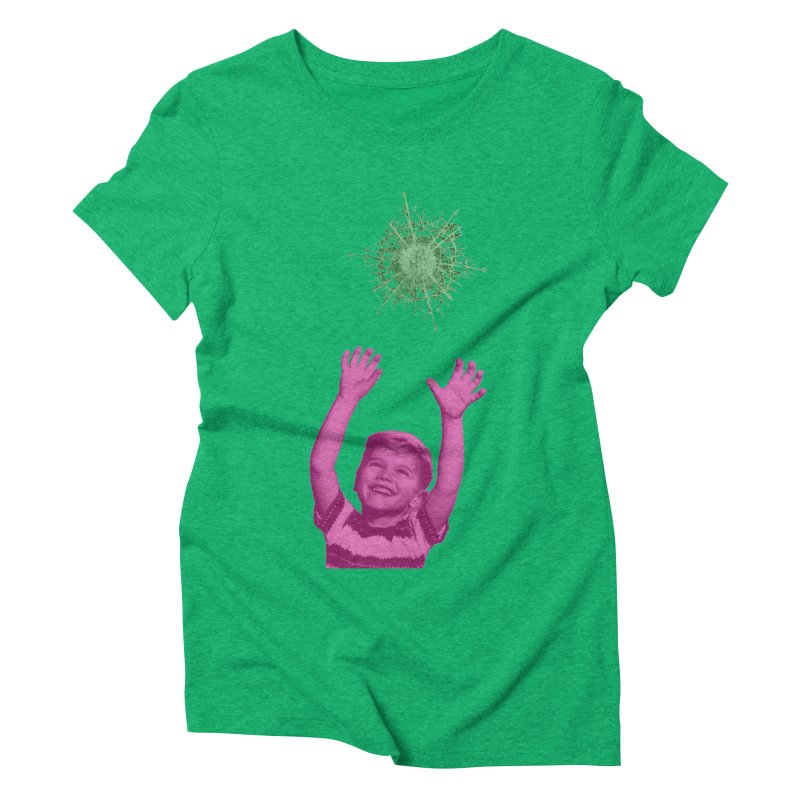 Reach For It Women's Triblend T-Shirt by Mike Diana T-Shirts Mugs and More!
