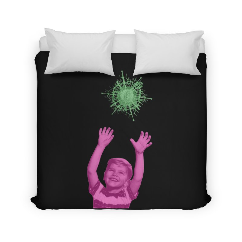 Reach For It Home Duvet by Mike Diana T-Shirts Mugs and More!