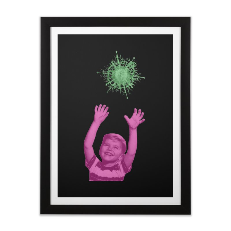Reach For It Home Framed Fine Art Print by Mike Diana T-Shirts Mugs and More!