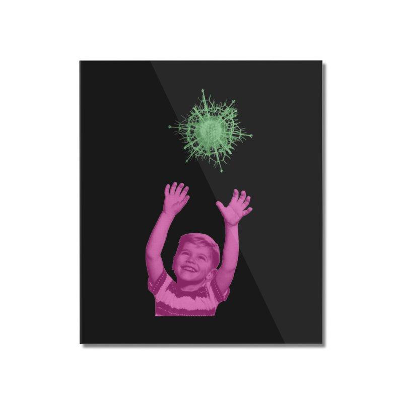 Reach For It Home Mounted Acrylic Print by Mike Diana T-Shirts Mugs and More!