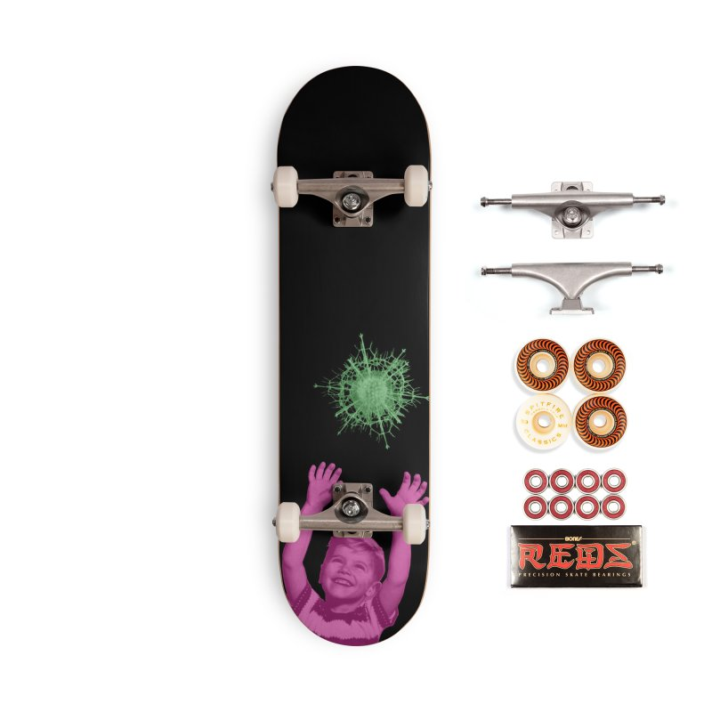 Reach For It Accessories Skateboard by Mike Diana Threadless