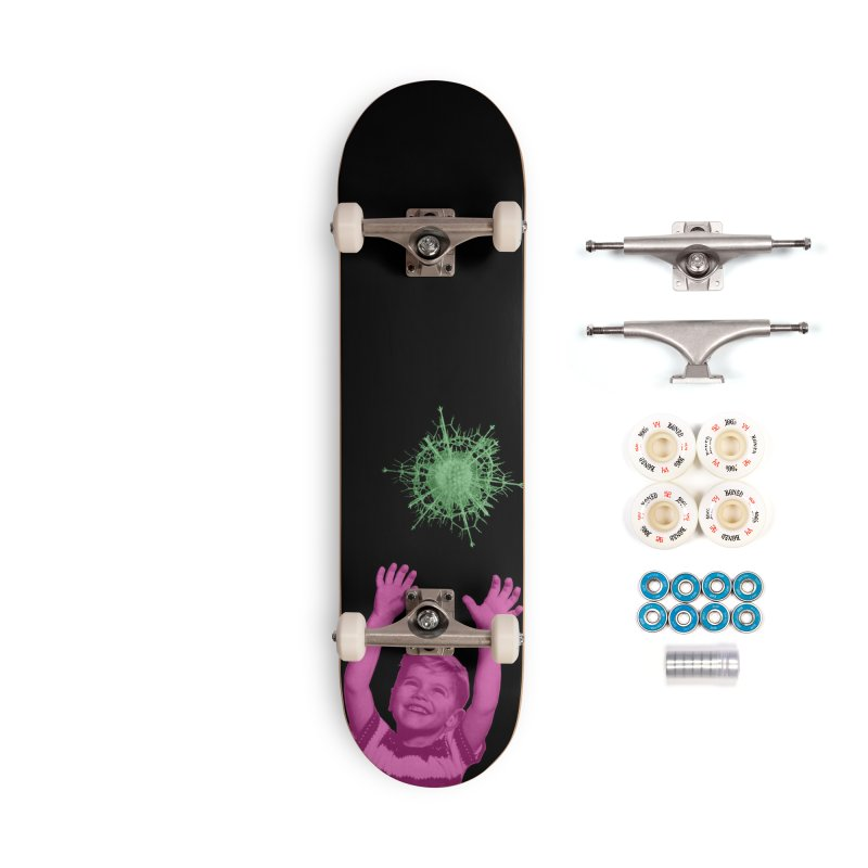 Reach For It Accessories Complete - Premium Skateboard by Mike Diana T-Shirts Mugs and More!