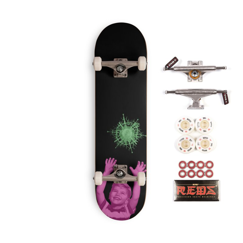 Reach For It Accessories Complete - Pro Skateboard by Mike Diana T-Shirts Mugs and More!