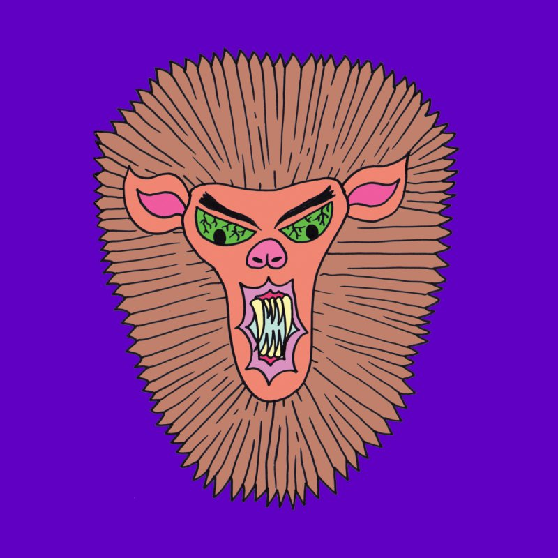 Cleve by Mike Diana T-Shirts! Horrible Ugly Heads Limited E