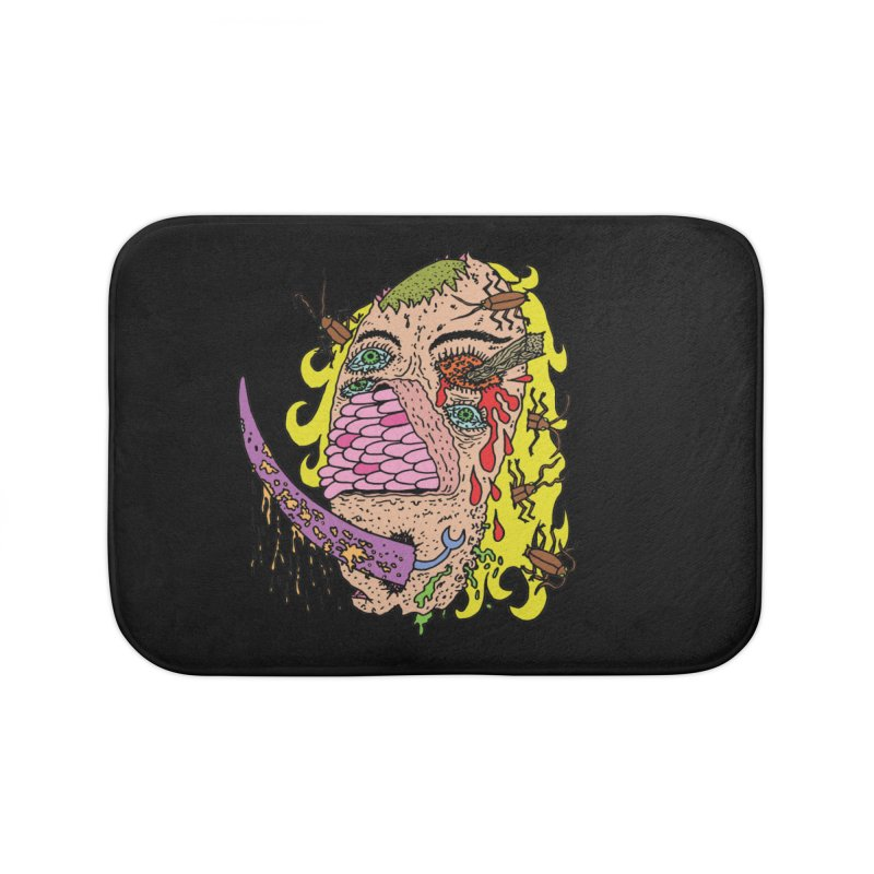 Loosey Home Bath Mat by Mike Diana T-Shirts Mugs and More!
