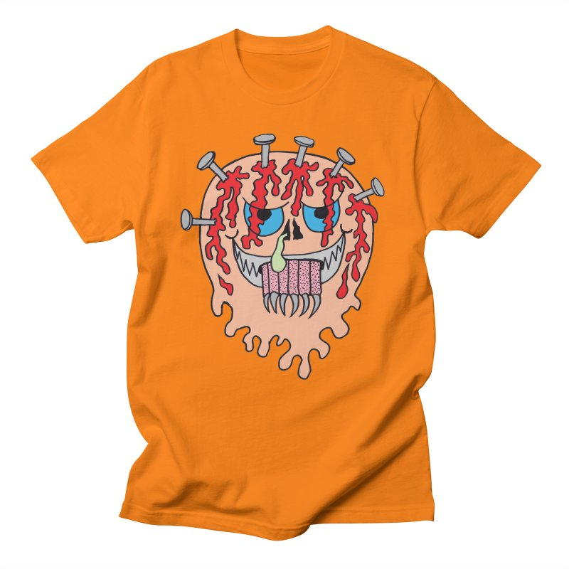 Neil   by Mike Diana T-Shirts! Horrible Ugly Heads Limited E