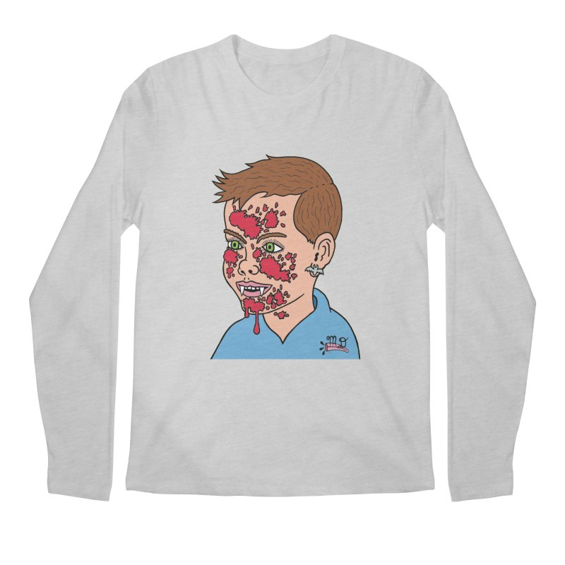 Vampire Kid Men's  by Mike Diana T-Shirts! Horrible Ugly Heads Limited E