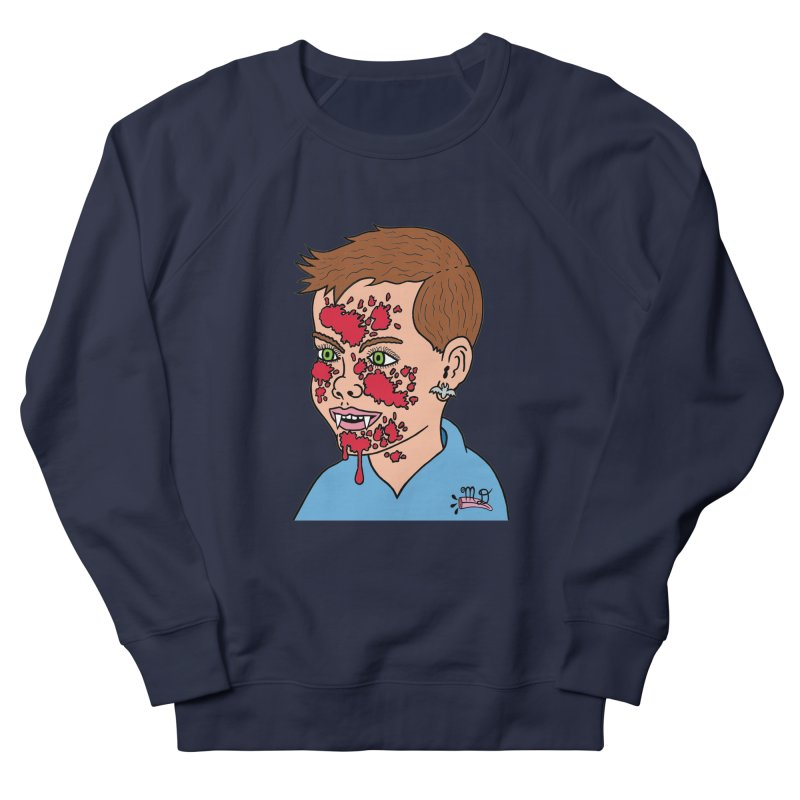 Vampire Kid   by Mike Diana T-Shirts! Horrible Ugly Heads Limited E
