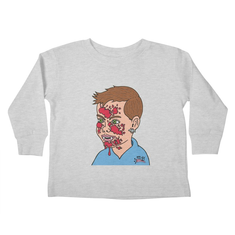 Vampire Kid Kids  by Mike Diana T-Shirts! Horrible Ugly Heads Limited E
