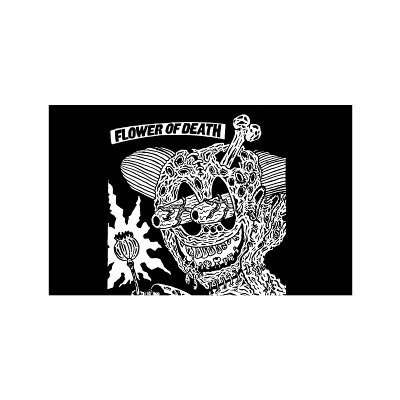 Flower Of Death Mask Accessories Face Mask by Mike Diana Threadless