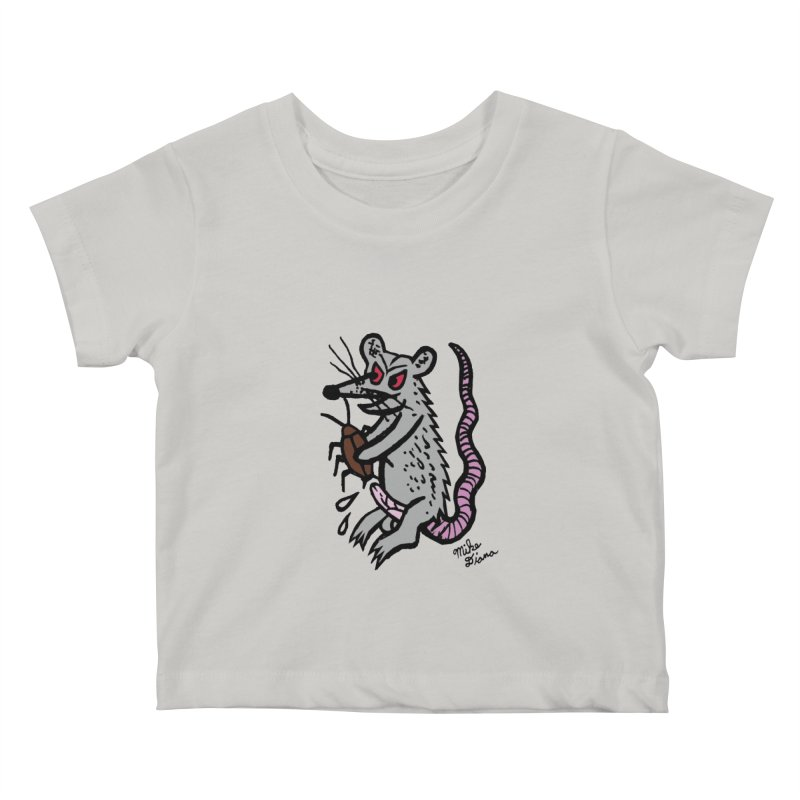 Ratty Kids  by Mike Diana T-Shirts! Horrible Ugly Heads Limited E