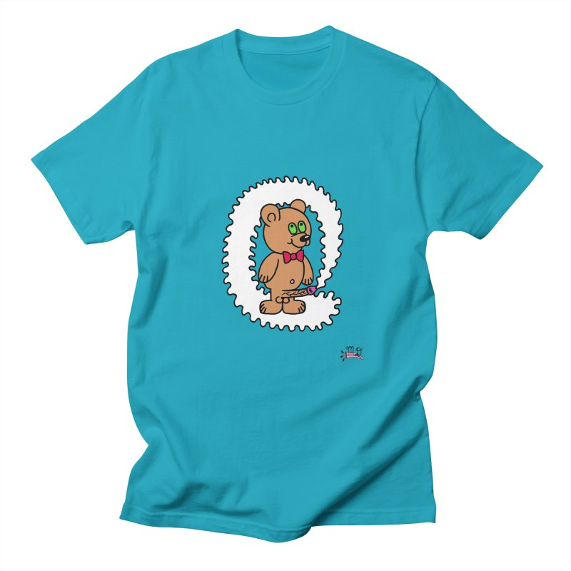 Cummie Bear Women's Regular Unisex T-Shirt by Mike Diana T-Shirts Mugs and More!