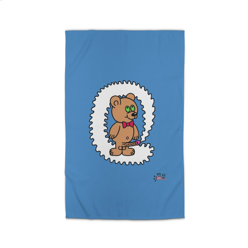 Cummie Bear Home  by Mike Diana T-Shirts! Horrible Ugly Heads Limited E