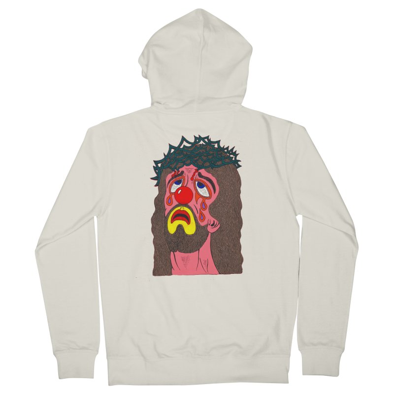 Jesus Clown   by Mike Diana T-Shirts! Horrible Ugly Heads Limited E
