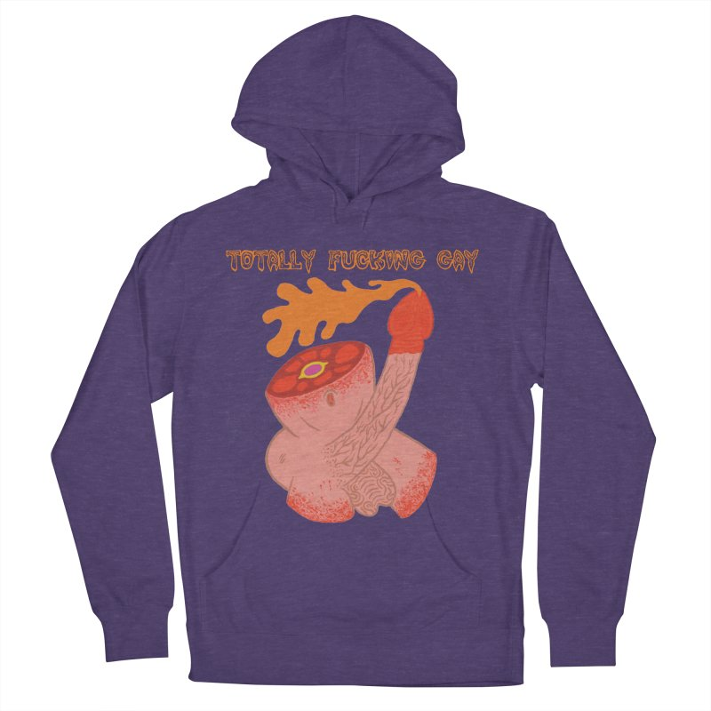 TFG Women's Pullover Hoody by Mike Diana T-Shirts! Horrible Ugly Heads Limited E