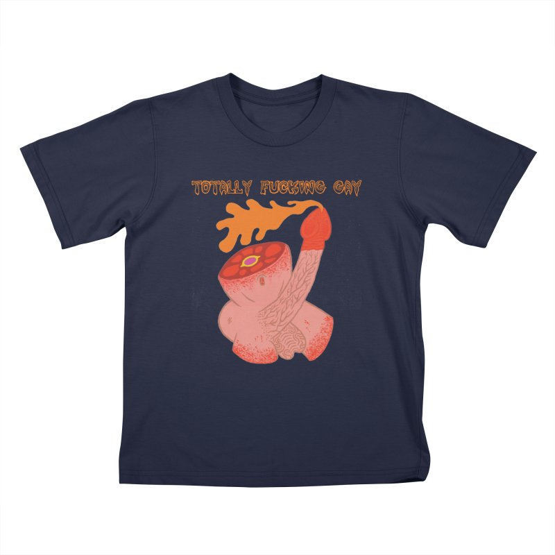 TFG Kids T-Shirt by Mike Diana T-Shirts! Horrible Ugly Heads Limited E